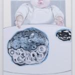 acrylic on linen, 80 x 100 cm, 2011